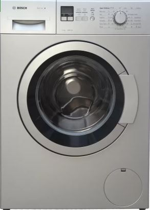 Bosch 7 kg Fully Automatic Front Load Washing Machine Silver at Just Rs. 26799