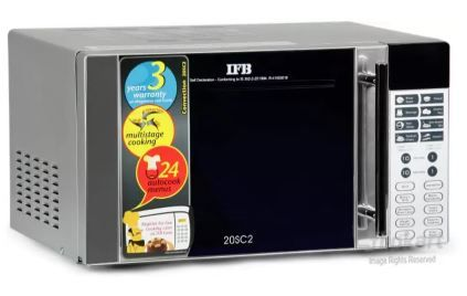 IFB 20 L Convection Microwave Oven at Just Rs. 8324