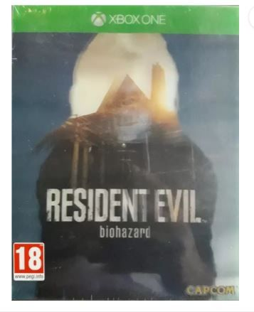 Resident Evil 7 Biohazard (for Xbox One) AT Just Rs. 1979