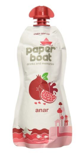 Paper Boat Anar, 200ml ( Pack of 6) at Rs. 34