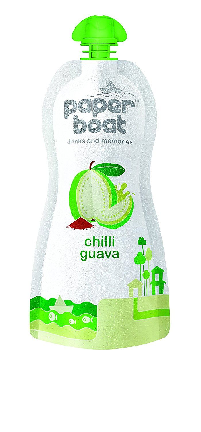Paperboat Chilli Guava, 250ml ( Pack of 6) at Rs. 25
