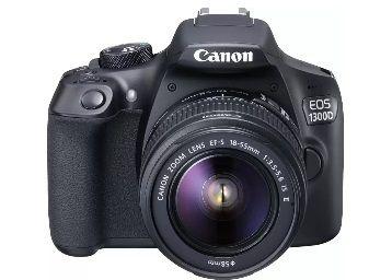 Canon EOS 1300D DSLR Camera Body with Single Lens