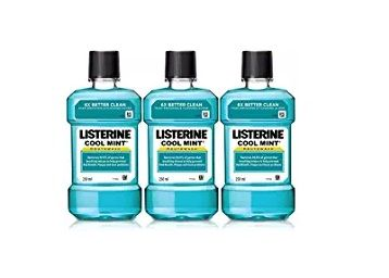 Listerine Cavity Mouthwash - 500 ml (Pack of 2) at Just Rs. 218 [ BUY 2 Get 1 FREE]