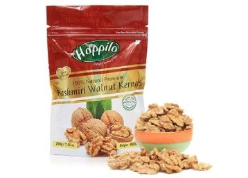 Flat 46% off:- Happilo Premium 100% Natural Kashmiri Walnut Kernels, 200g + Free Shipping