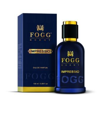 Fogg Impressio Scent For Men, 100ml at Just Rs. 186