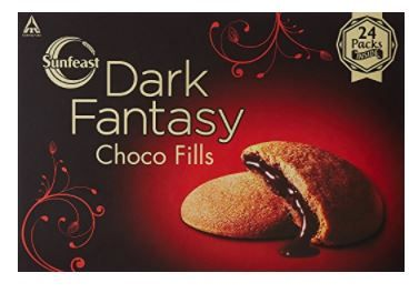 Dark Fantasy Choco Fills, 300g at Just Rs. 60