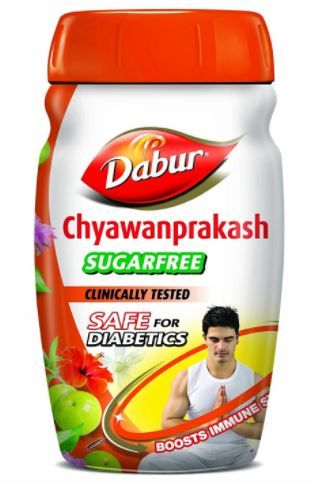 Dabur Chyawanprakash Sugar free - 900 g at Just Rs. 157
