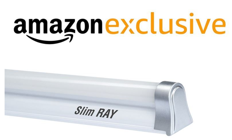 Crompton Slim Ray 18-Watt LED Tube Light at Just Rs. 229