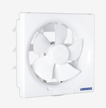 Luminous Vento Deluxe 150 mm 5 Blades Exhaust Fan (White) at Just Rs. 765