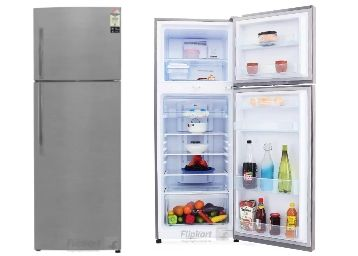 Haier 310 L Frost Free Double Door 3 Star Refrigerator at Rs. 10360 Off + Extra Rs. 2000 Off