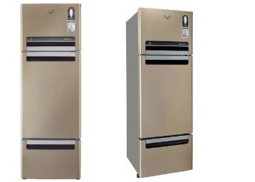 Whirlpool 240 L Frost Free Triple Door Refrigerator (Sunset Bronze) at Rs. 4435 Off + Extra Rs. 2000 Off