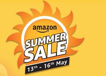Amazon Summer Sale:- Biggest Discount on Top Brands + Extra 10% Cashback Via ICICI Cards