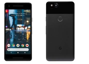 Google Pixel 2 (Just Black, 64 GB) (4 GB RAM) at Just Rs. 34999 [Including Rs. 8000 Cashback Via HDFC]