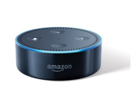 First Time In Discount - Echo Dot - Voice control your music, Make calls, Get news, weather at Flat Rs. 1500 Off + Extra Rs. 300 Cashback With Amazon