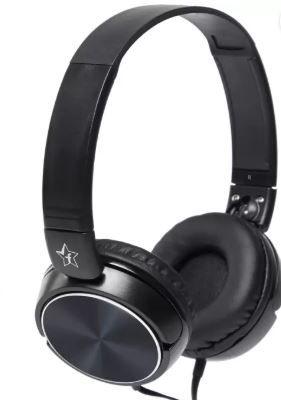 Flipkart SmartBuy Foldable Headphones (Black, On the Ear) at Just Rs. 349