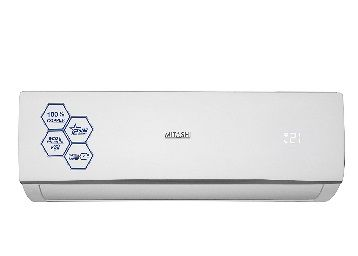 Mitashi 1.5 Ton 2 Star (2018) Split AC (Copper, FSA218K50, White)