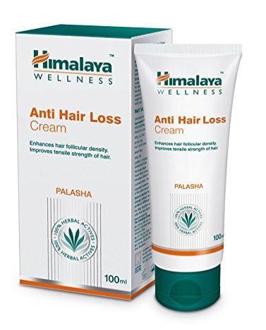 Flat 40% Off On Himalaya Herbals Anti Hair Loss Cream,100ml Palasha