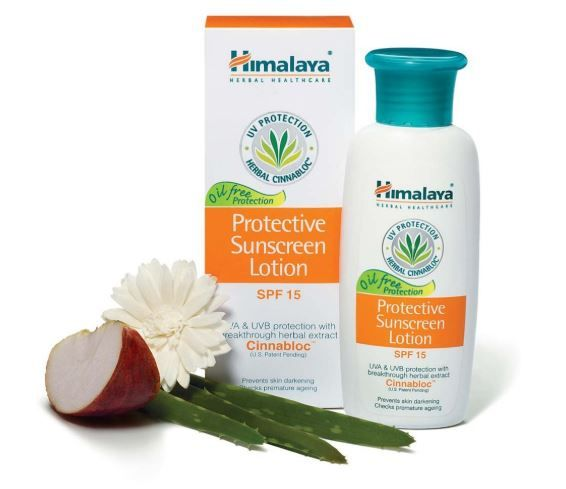 Flat 40% Off On Himalaya Herbals Protective Sunscreen Lotion, 100ml