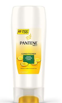 Flat 60% Off On Pantene Silky Smooth Care Conditioner, 75ml