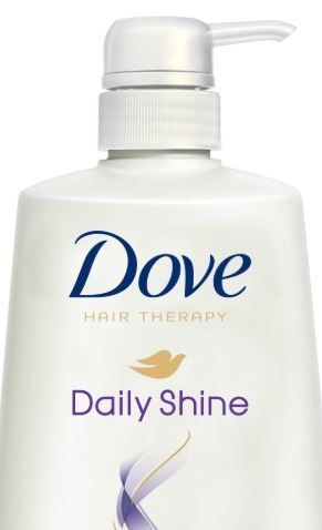 Dove Daily Shine Shampoo 650ml at Flat 37% Off