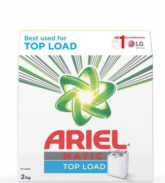 Ariel Matic Top Load Detergent Washing Powder - 2 kg at Rs. 214 [Expected]