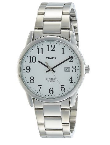 Timex Easy Reader Formals Analog White Dial Men
