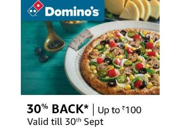 Order Pizza at Domino