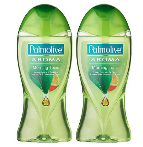 Palmolive Aroma Therapy Morning Tonic Shower Gel, 250ml (Pack of 2) at Rs. 108
