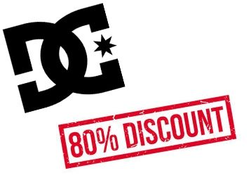 Big Deal:- Get Flat 80% off on DC T- Shirts + Free Shipping