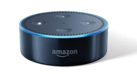 Echo Dot (2nd Gen) - Smart speaker with Alexa (Black) at Just Rs. 2499