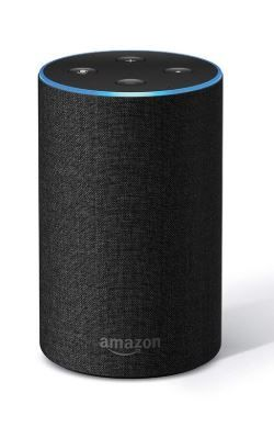 Flat Rs. 3000 Off On Amazon Echo - Smart speaker with Alexa | Powered by Dolby – Black