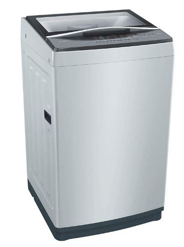 BUMPER PRICE - Bosch 6.5 Kg Fully-Automatic Top Loading Washing Machine at Just Rs. 11599 [SBI + Bonus Cashback Offer]