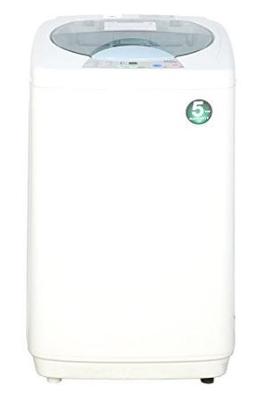 Lowest Price Till Now - Haier 5.8 kg Fully-Automatic Top Loading Washing Machine at Just Rs. 7694 [SBI + Bonus Cashback]