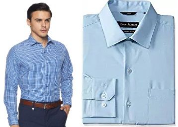 John Players Formal Shirts at Just Rs. 319 + 15% Cashback