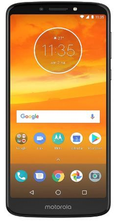 Moto E5 Plus (Indigo Black, 3GB RAM, 32GB Storage) at Just Rs. 10345