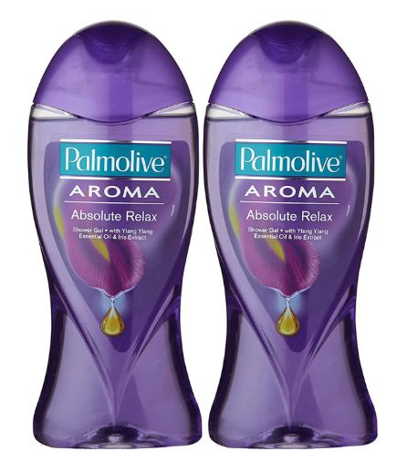 Flat 72% Off On Palmolive Aroma Absolute Relax Shower Gel, 250ml (Pack of 2)
