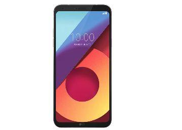 LG Q6+ (Black, 64 GB) (4 GB RAM) At Rs.9999