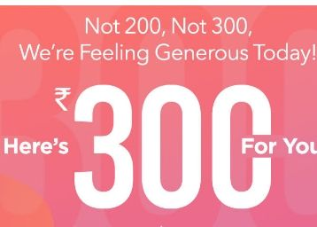 Myntra Black Friday Is On:- Rs. 300 on Sign Up + Up to 80% Off