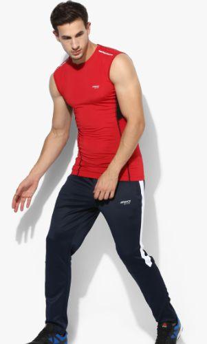 2GO Navy Blue Training Track Pants