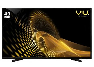 Vu 124cm (49 inch) Full HD LED TV