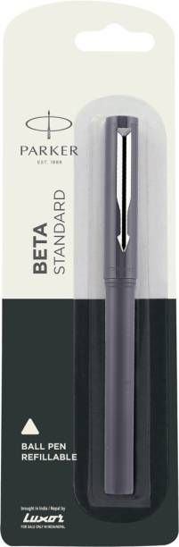 Parker Beta standard CT (systemark) D.Grey Ball Pen at Just Rs. 86