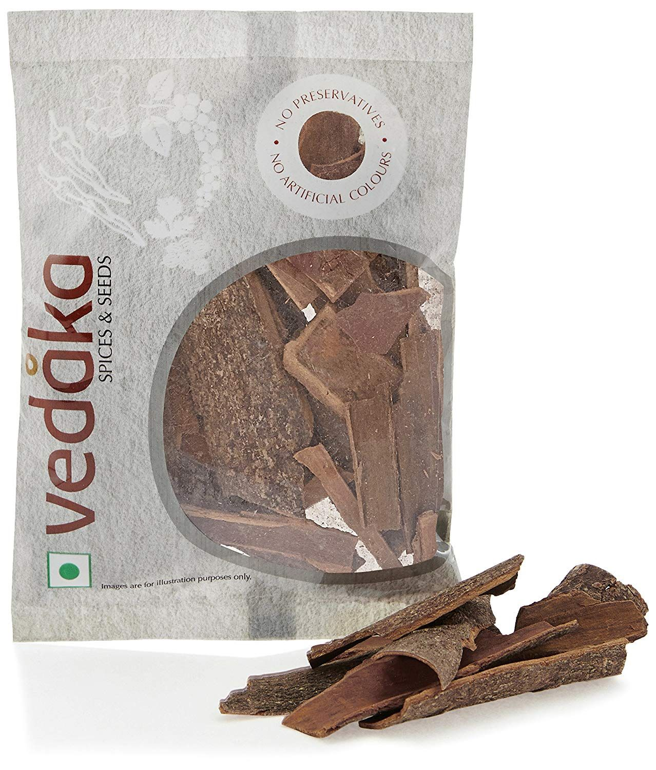 Flat 54% Off:- Amazon Brand - Vedaka Cinnamon (Dalchini), 50g