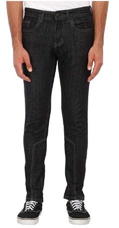 Life by Shoppers Stop Mens 5 Pocket Heavy Wash Jeans
