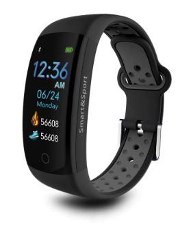 3D Color LCD Screen Professional Sport Smart Band on 26% OFF