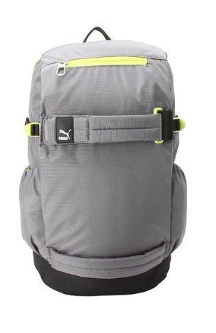 Puma Evo Blaze Grey Backpack On 60% OFF