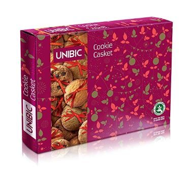 Unibic Cookie Casket, 1kg On 50%OFF
