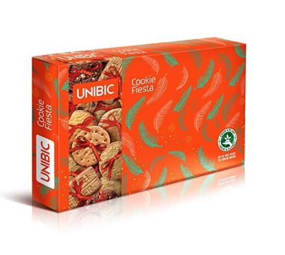 Unibic Cookie Fiesta, 525g On 50% OFF