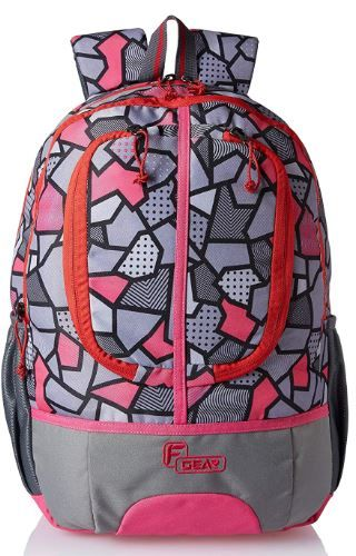 F Gear Dropsy 3D 22 Ltrs Casual Laptop Backpack on 80%OFF