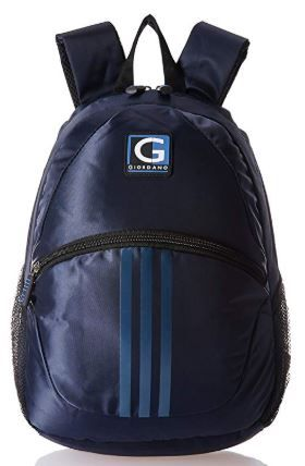 Giordano 19 Ltrs Blue Laptop Backpack on 80%OFF