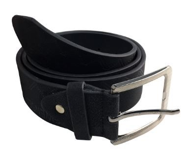 PU Leather Black Belt In Just Rs.199
